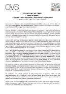 Comunicato stampa tappa Roma Fori Imperiali 05 ottobre 2014